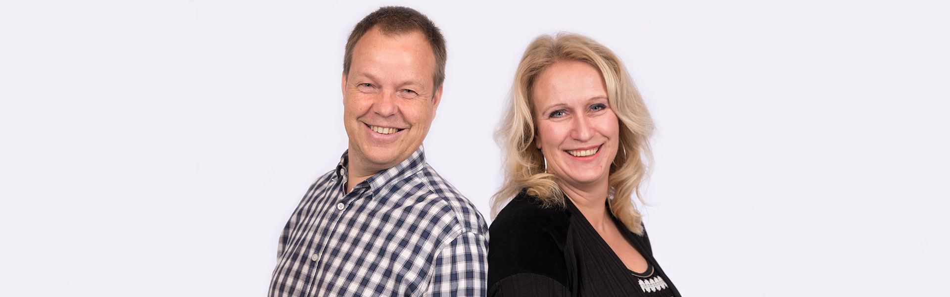 Rob & Edith Kloppend Presenteren